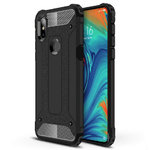 Military Defender Tough Shockproof Case for Xiaomi Mi Mix 3 5G - Black